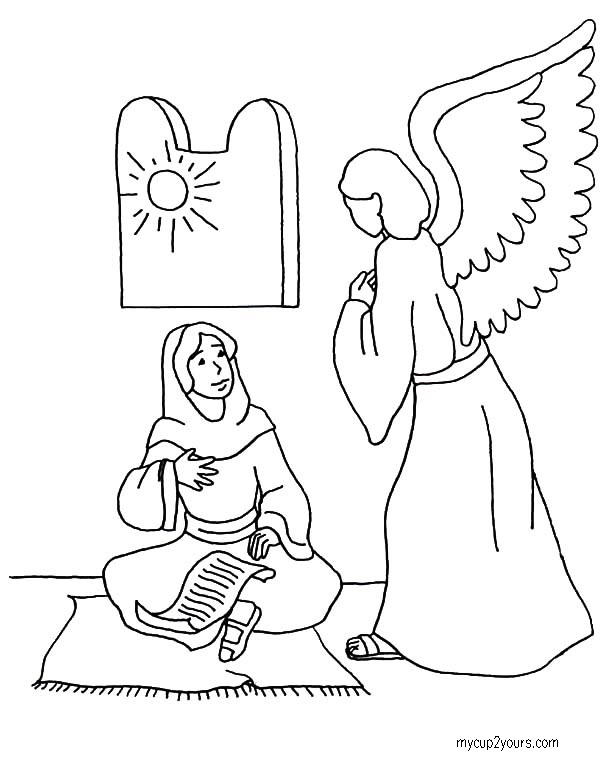 2 3 Coloring Page