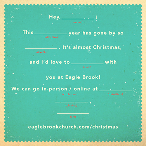 Eagle Brook Church Podcast