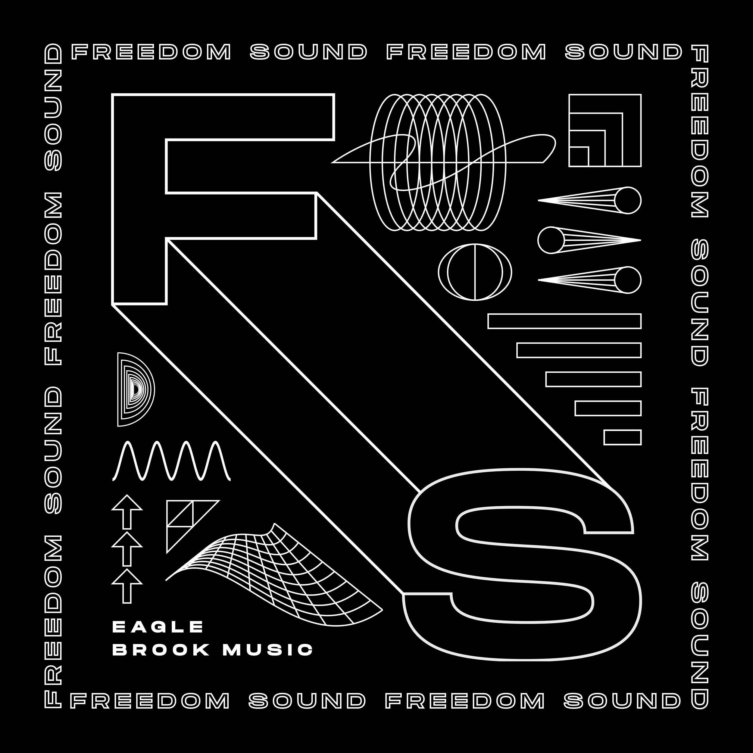 Freedom Sound EP Artwork