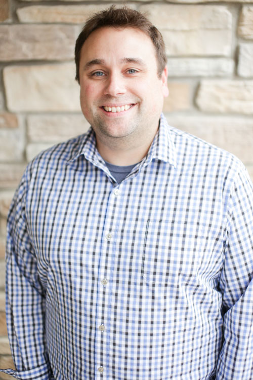 Eagle Brook Church Lakeville Campus Pastor Nate Larson
