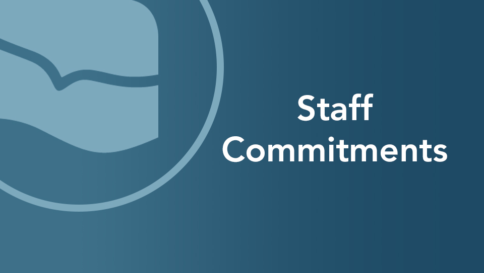 Episode 2 - Staff Commitments