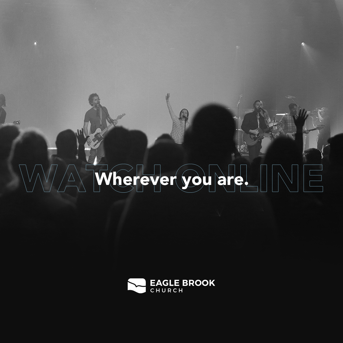 Experience Eagle Brook Live Online